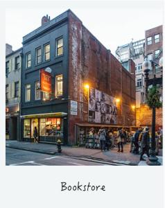 Bookstore Boston