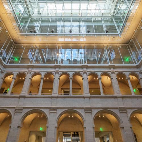 Visite Harvard - le musée d'art
