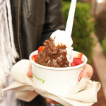 Frozen Yogurt Newbury Street
