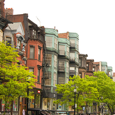 Newbury Street Boston