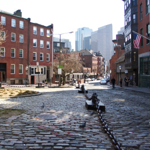 Freedom Trail North end