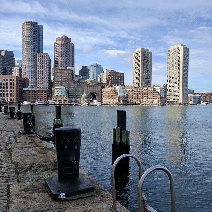 Vue Boston Seaport Waterfront