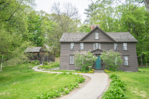 Maison de Louisa May Alcott Concord Massachusetts (1 of 1)