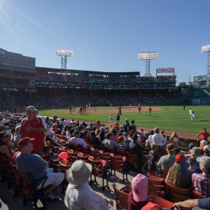 Red Sox Fenway Boston