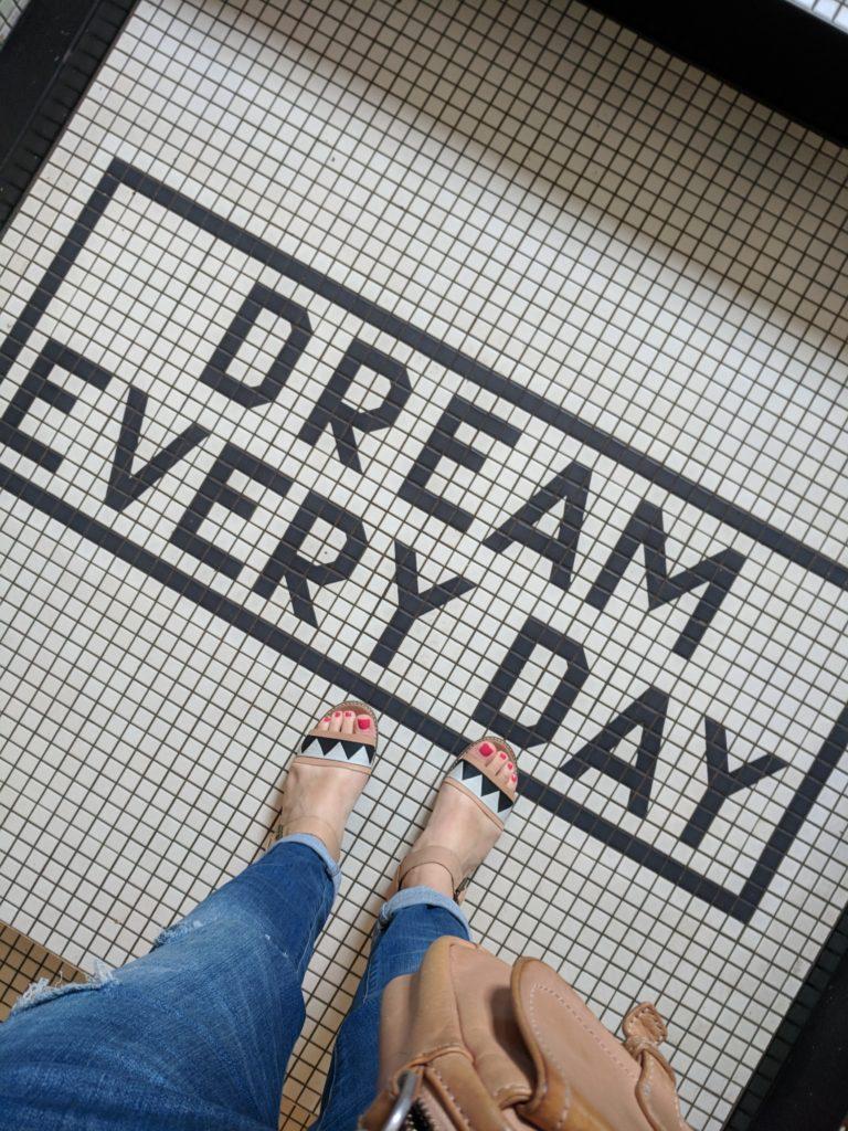 Dream Everyday Tatte Boston